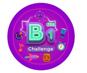 Be (the)1: Challenge